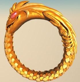 gold-ouroboros-1
